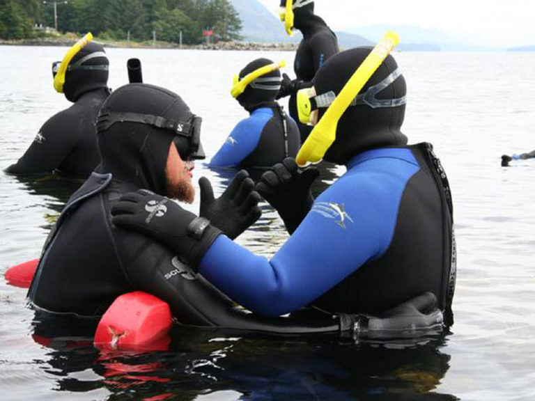IN WATER SUPERVISION Our professional staff will be there for you every step of the way.