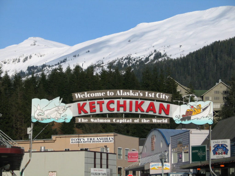 WELCOME TO KETCHIKAN, ALASKAThe Mountain Point Snorkeling Adventure is available May through September.
